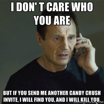 PSA: Candy Crush Can Ruin Your #RapLife