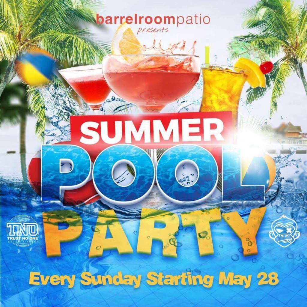 Summer Pool Party @ Barrel Room | Portland | Oregon | United States