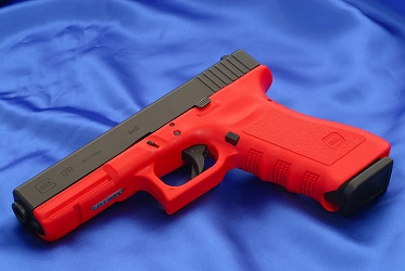 Modified Glock-17