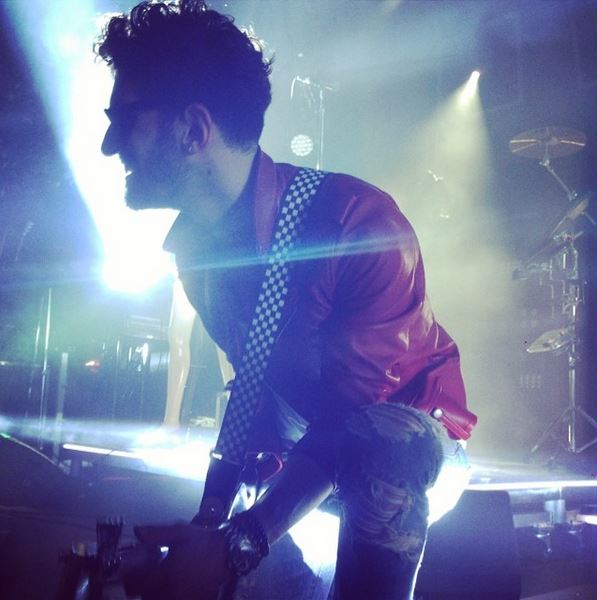 Views of Chromeo from the pit at CHBP 2014. Photo by Jenni Moore