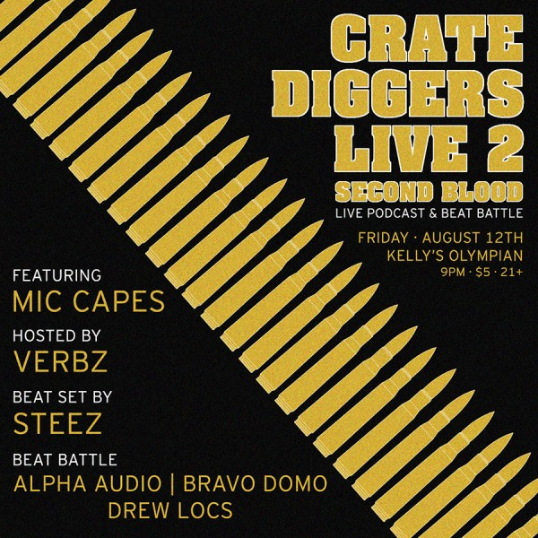 8-12 Crate Diggers Live 2 (SQUARE)